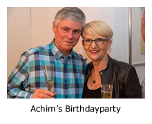 Achim's Birthdayparty