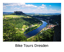 Bike Tours Dresden
