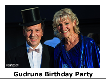 Gudruns Birthday