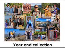 Year end collections